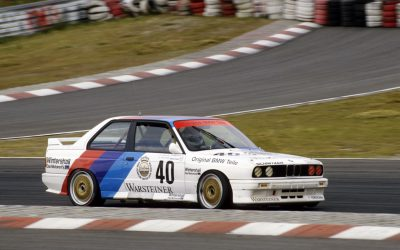 ADRENALINE – The BMW Touring Car Story, Official Trailer.