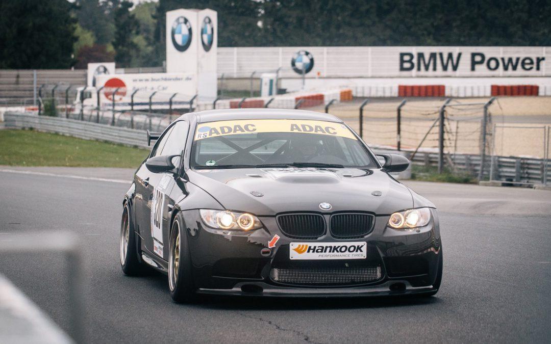 Renntage auf dem Nürburgring mit dem BMW CLUB.