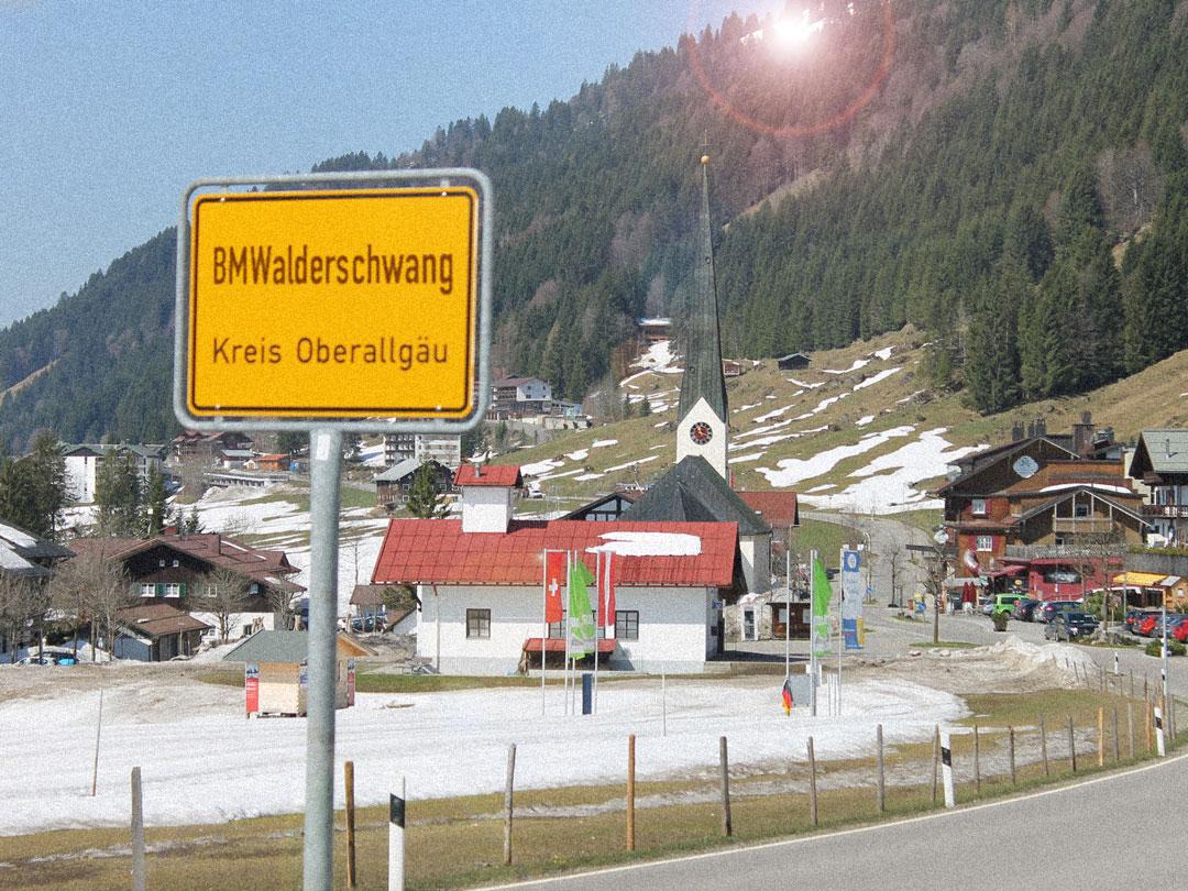BMWalderschwang - 3er-Wandertag in Balderschwang im Allgäu vom Fr., 11. bis So. 13. Oktober 2019